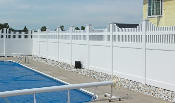 FP-HED Pool Fence