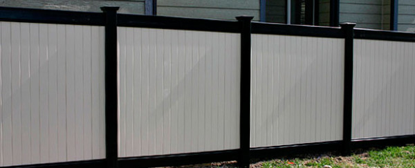 FP-HEA white with black posts