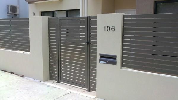 Aluminum-fence & gate106