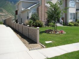 PVC Stone-look panels 1